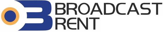BroadcastRent Logo